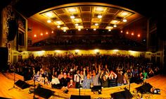 Our lovely crowd at Trampled By Turtles on April 28, 2012!