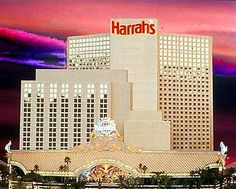 Harrahs Las Vegas Hotel- stayed here on my 21st