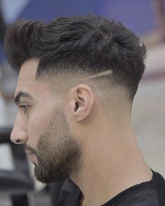Finding The Best Short Haircuts For Men Mens Hairstyle Images, Mens Hairstyles Fade, Hairstyles Haircuts, Hairstyle Men, Medium Hairstyles, Wedding Hairstyles, Trending Haircuts, Cool Haircuts, Haircuts For Men