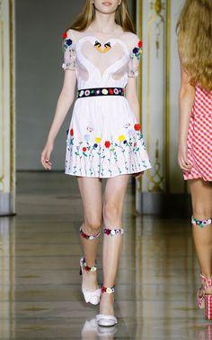 Vivetta Spring Summer 2016 Look 2 on Moda Operandi
