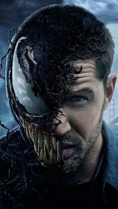 Venom Venom is a movie starring Tom Hardy, Michelle Williams, and Riz Ahmed. When Eddie Brock acquires the powers of a symbiote, he will have to release his alter-ego Film Venom, Tom Hardy, Michelle Williams, Michelle Lee, 2018 Movies, Hd Movies, Horror Movies, Movies Free, Movie Tv