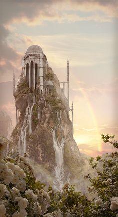 Fantasy Art Watch — The Chapel by Sedeptra