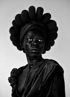South African photographer Zanele Muholi took a self-portrait every day for year – to capture the hate crimes, homophobia and injustice she experienced and saw around her. Somnyama Ngonyama, Hail the Dark Lioness, is atAutograph, London, until 28 October.