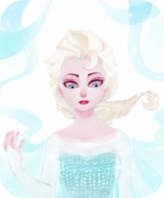 Just Let it Go- BlouBell