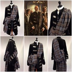 Dougal Mackenzie - Outlander series 1x04: Gathering