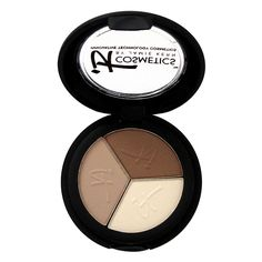 It Cosmetics Naturally Pretty Luxe Eyeshadow Trio Matte 1 oz