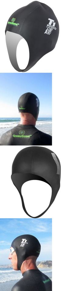 Swim Caps 117162: Greengoma™ Neoprene Swim Cap -> BUY IT NOW ONLY: $31.5 on eBay!