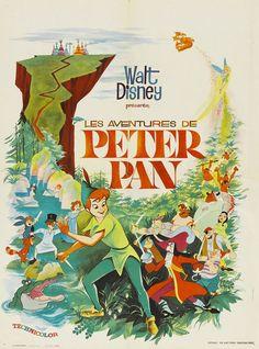 """""""Les Aventures de Peter Pan"""""""