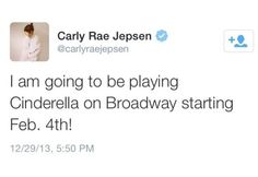 Yes, it is true... Unfortunately NO LAURA OSNES DON'T LEAVE US HERE WITH THIS