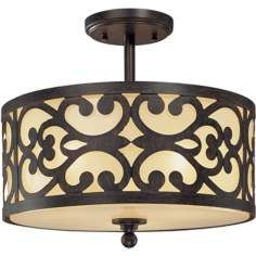 light for the upstairs office/princess purple room?