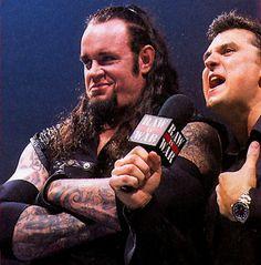 Shane Mcmahon And The Undertaker Undertaker Wwf, Dragon Ball, Paul Bearer, Hitman Hart, Shane Mcmahon, Mark Williams, Stone Cold Steve, Steve Austin, Royal Rumble