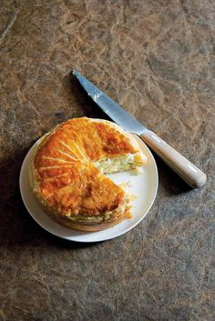 Chanterelle Mushroom Pie