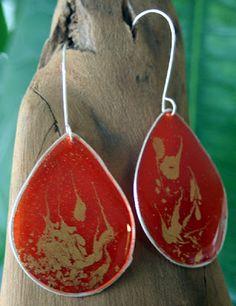Artist, Amy Gresens jewelry line, Element 47 Designs. Go Shop!