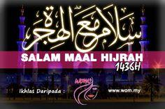 Salam Maal Hijrah | http://www.wom.my/gaya-hidup/motivasi-diri/salam-maal-hijrah/