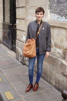 Lady Moriarty: Streetart