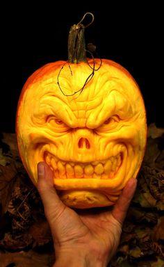 The Pumpkins « Villafane Studios – Pumpkin Carving, Sand Sculpting, Action Figure Creating