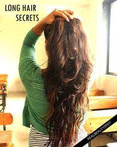 INDIAN WOMEN LONG HAIR SECRETS