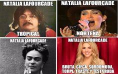 Resultado de imagen para memes de natalia lafourcade