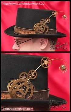 Deconstructing Steampunk: Designing your own costume