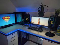 Game bureau ikea new home office ikea desk hack youtube fauteuil