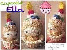 cupcake Ella made by