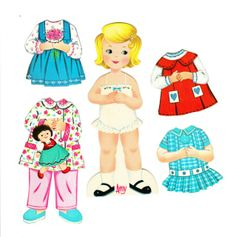 amy free paper dolls and paintings too Arielle Gabriel's International Paper Doll Society