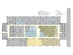 oncology center floor plans   side ymca master plan wilmot cancer center wilmot cancer center ...