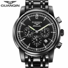 Men s Automatic Mechanical Watches · Relojes Para Hombres 2249cbe5c6be