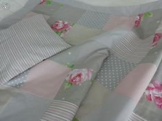 Tilkkupeitto 110x150 cm sekä tyynynpäällinen