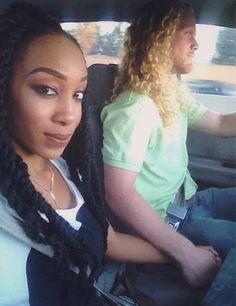 Black Girl White Boy Love : Photo