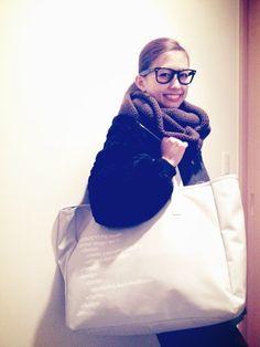photo:01 Gym Bag, Bags, Fashion, Handbags, Moda, Fashion Styles, Fashion Illustrations, Bag, Totes