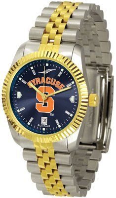 Syracuse University Orange Executive Anochrome - Men's - Men's College Watches by Sports Memorabilia. $153.47. Makes a Great Gift!. Syracuse University Orange Executive Anochrome - Men's