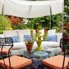 Best Backyard Tent Images On Pinterest Gardens Outdoors And - Outdoor table tent
