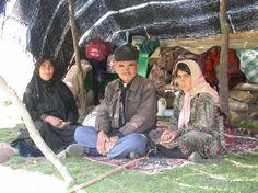 Bakhtiari Nomads from Khuzestan, Iran.