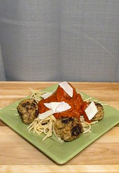 Gluten Free Meatballs and Spaghetti #WeekdaySupper
