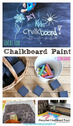 10+ Ideas For Chalkboard Paint Kids Love10+ Bath Activities Kids Love10+ Activities For Busy Toddlers