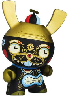 Dunny 2012 - Wing Nut