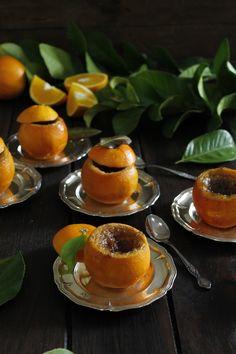 Cakes para ti: NARANJAS GRATINADAS CON PIMIENTA Y CLAVO