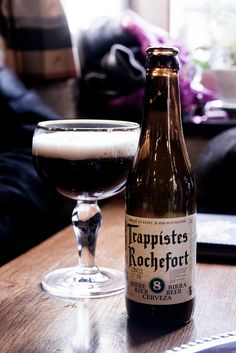 Trappistes Rochefort 8 (Trappist) best beer in the world