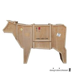 Seletti - sending animals - kukommode. Designdelicatessen.no