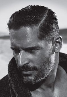 Joe Manganiello for Details by Mark Seliger