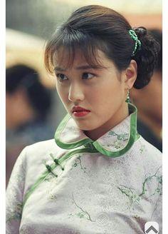 Châu Hải My Hong Kong Movie, Longer Hair, Cheongsam, Timeless Beauty, Movie Stars, Idol, Singer, Actresses, Actors