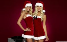 Very sexy Christmas girls. Very sexy Christmas girls. Happy Merry Christmas, Merry Christmas Images, Christmas Girls, Christmas Outfits, Christmas Couple, Christmas Parties, Christmas Wishes, Christmas Christmas, Christmas Treats