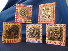 Time for Art!: COPPER TOOLING