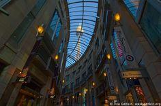 King Street Shopping Mall, Centrepoint Tower, Sydney Australia