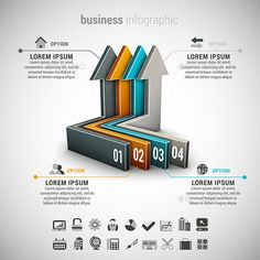 #Business Infographic - #Infographics Download here: https://graphicriver.net/item/business-infographic/11492101?ref=alena994
