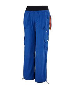 Love this Have A Blast Blue A Cut Above Cargo Pants on #zulily! #zulilyfinds