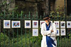 Un peintre dans la rue by Fabi Nuka on 500px Rue