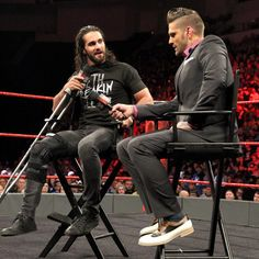 Seth Rollins addresses his in-ring future: photos Seth Rollins, Wrestlemania 33, Future Photos, Wwe News, Wwe Wrestlers, Wwe Superstars, Wrestling, Pictures, Future