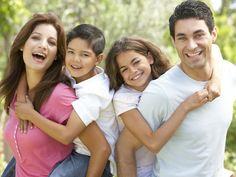 Retrato del tipo de familia mexicana